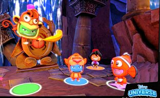Disney Universe per Wii